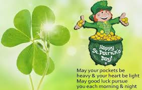 st patrick day best blessings