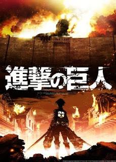 Anime Spring 2013 - Shingeki no Kyojin