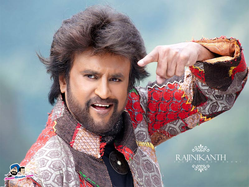 See what popular Bollywood actor Rajinikanth said about greed and luxury