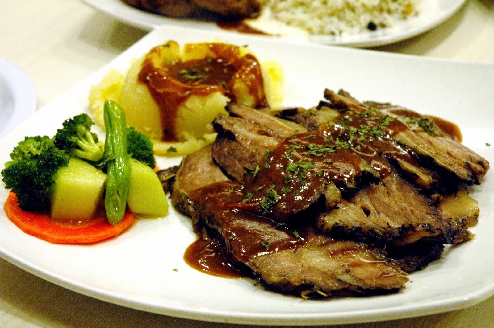 wagyu beef with veggie