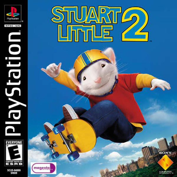 ROMs - Stuart Little 2 (Português) - PS1 - ISOs Download