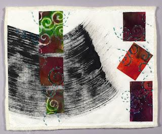 Linda A. Miller stitch meditation
