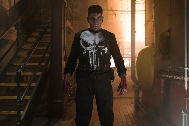 Marvel's The Punisher on Netflix 2017