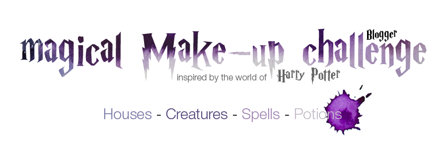 Harry Potter magical make-up-Challenge