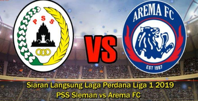 Jadwal Live dan Prediksi PSS Sleman Vs Arema FC 15 Mei 2019