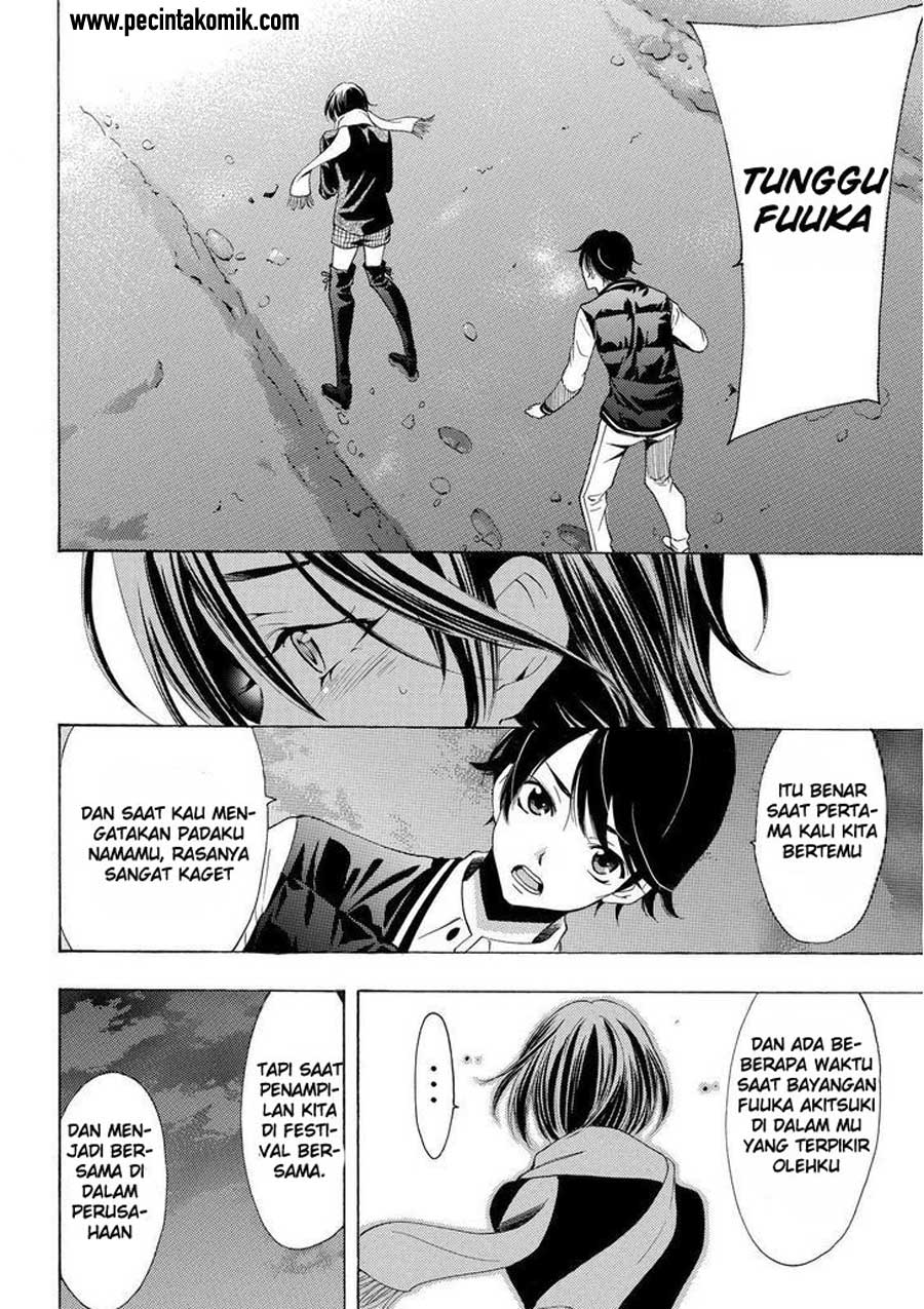 Fuuka Chapter 134-15