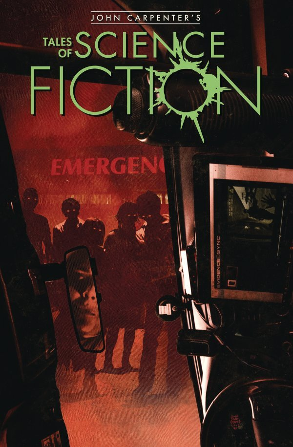john carpenter's tales of science fiction issue 4
