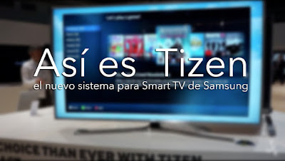 SO Tizen Samsung TV