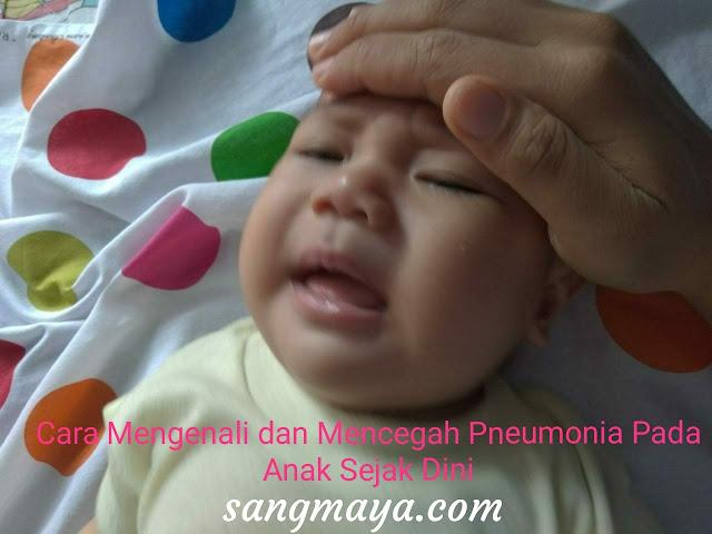 Cara Mengenali dan Mencegah Pneumonia Pada Anak Sejak Dini - kesehatan, berpihak pada anak, pneumonia