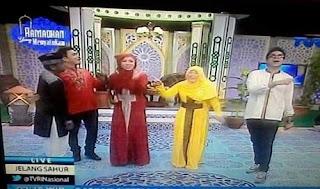 TVRI Minta Maaf Soal Gamis Jilbab Salib di Program Ramadhan