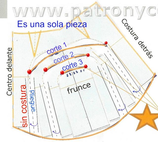 http://www.patronycostura.com/2015/11/falda-fantasia-con-pliegues-en-los.html