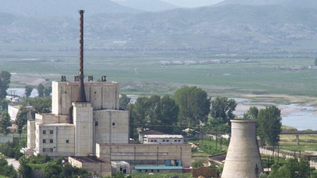 Pohjois Korea Ydinase