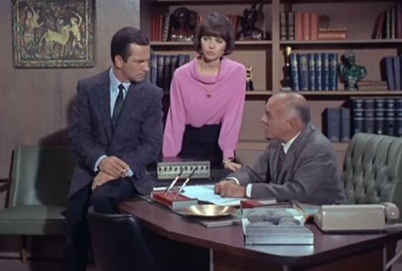 Classic TV Sports: The classic brilliance of Get Smart