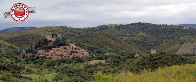 Castelnou, Francia