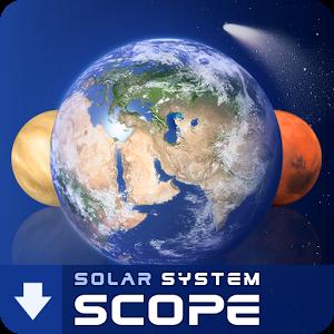 Solar System Scope Viewer