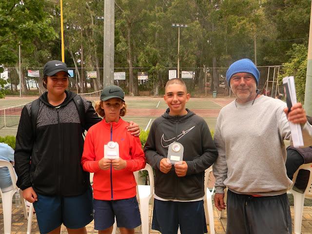 Πρέβεζα: Ολοκληρώθηκε με επιτυχία το Ενωσιακό πρωτάθλημα τένις