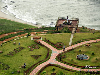 vizag tenneti park,vizag wallpapers,visakhapatnam beach