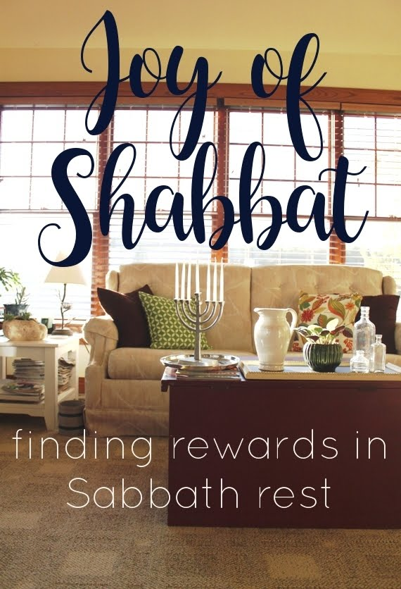 Joy of Shabbat