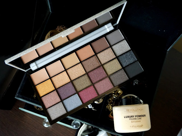 open palette by makeup revolution life on the dancefloor afterparty