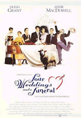 Four Weddings and a Funeral ไปงานแต่งงาน 4 ครั้ง หัวใจนั่งเฉยไม่ได้แล้ว