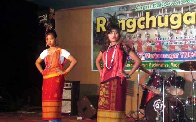 জামালপুরে গারোদের বড় উৎসব 'রংচুগালা'