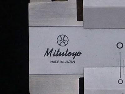 mitutoyo 旧ロゴの 以前書いた記事へ