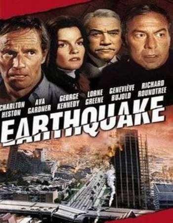 Poster Of Earthquake 1974 Hindi Dual Audio 550MB BRRip 720p HEVC Free Download Watch Online downloadhub.in