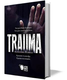 Trauma - copertina