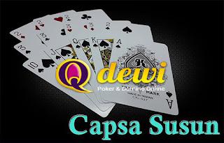 Bermain Permainan Judi Capsa Susun Online  Server IDN Play QDewi.net