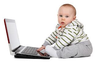 Jauhkan Laptop dari Jangkauan Anak Kecil