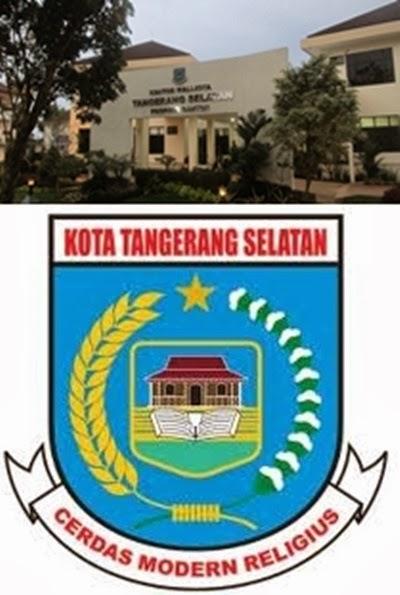Ransel Alamat Sejumlah Kantor Dinas Pemerintahan Kota Tangerang Selatan