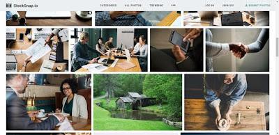 Web Penyedia Layanan Gambar Tanpa Hak Cipta  4 Situs Penyedia Layanan Gambar Tanpa Hak Cipta / Copyright TERBARU