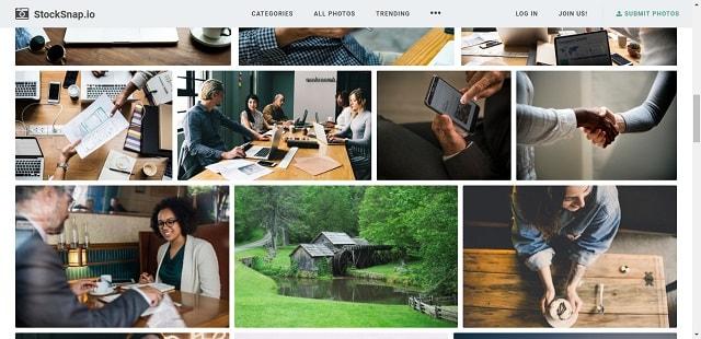 Cari Tutorial Blog - 5 Situs penyedia layanan gambar/photo gratis untuk kegiatan blogging, jualan dan lainnya