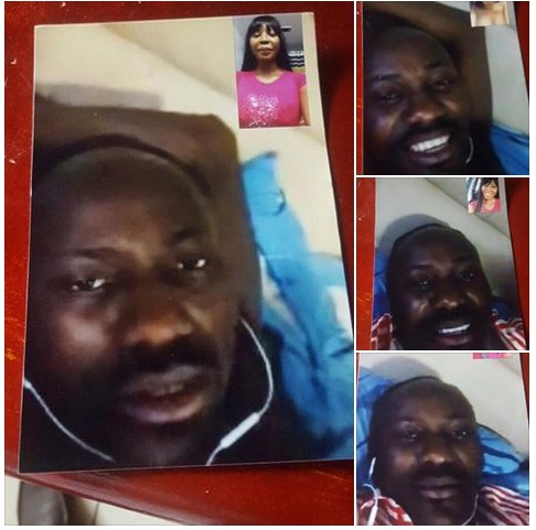 Apostle Suleman and Stephanie Otabo  s*x scandal