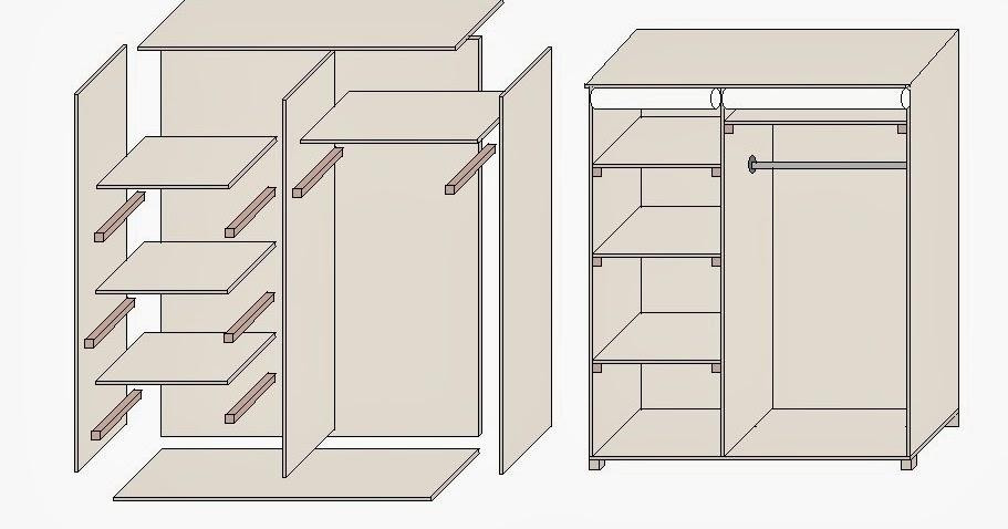 easy closets kleiderschrank selber bauen. Black Bedroom Furniture Sets. Home Design Ideas