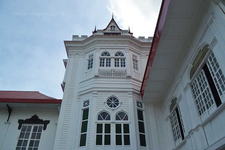 Aguinaldo mansion's tower