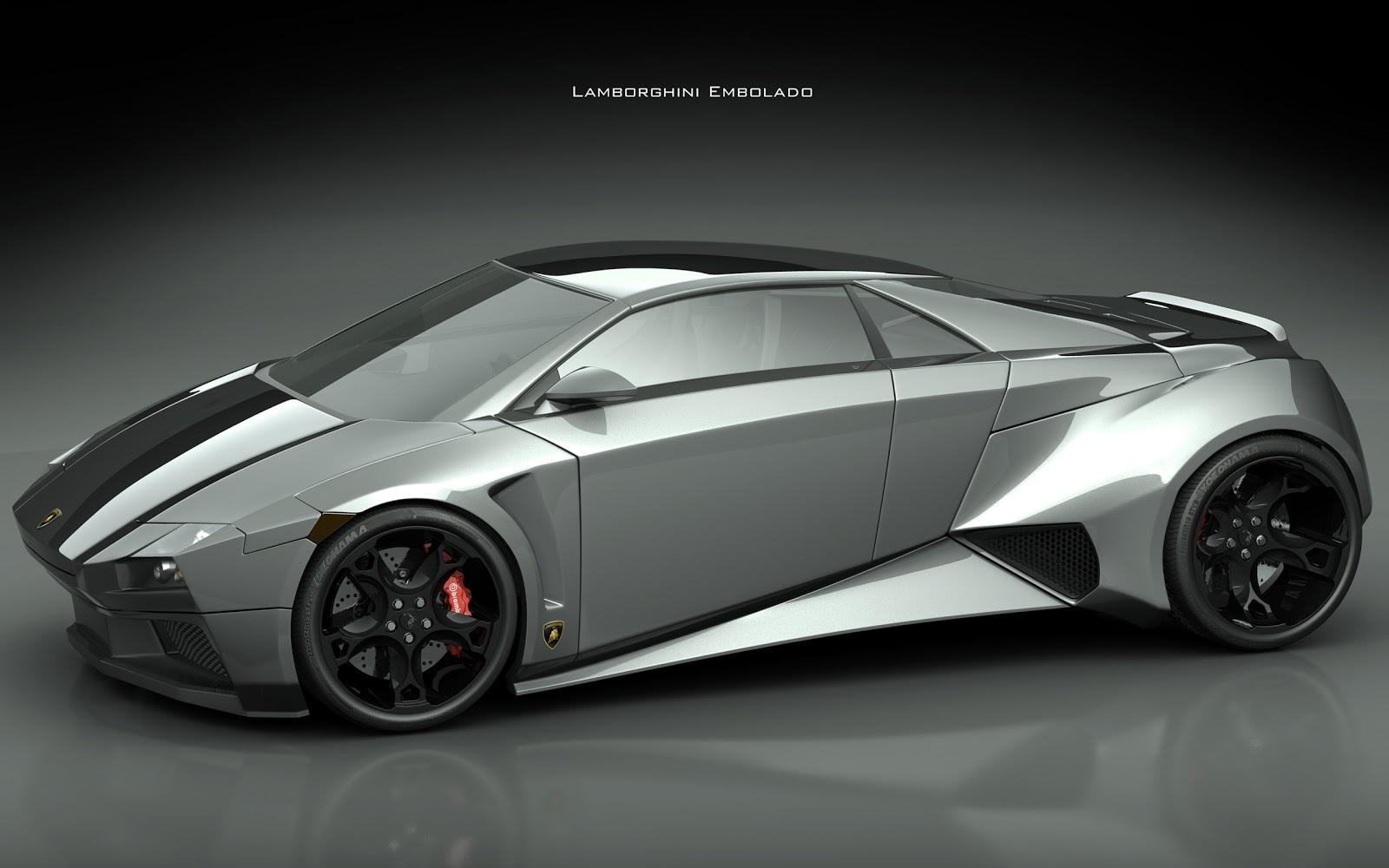 World Of Cars Lamborghini Embolado Wallpaper
