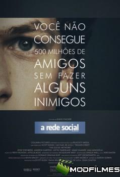 Capa do Filme A Rede Social