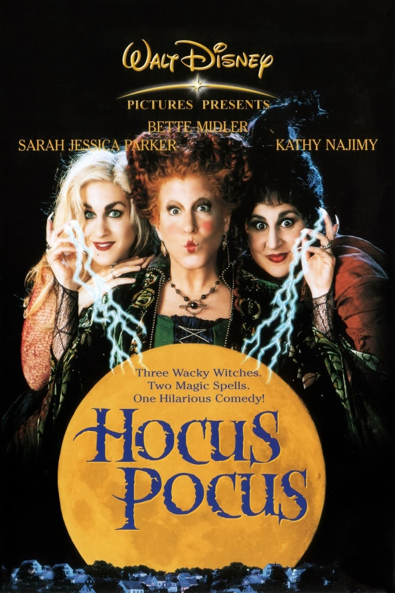 Watch Hocus Pocus (1993) Online For Free Full Movie English Stream