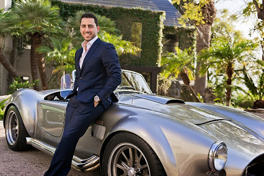 Josh Altman:  Selling L.A. a Million Dollars at a Time | Luxury Report Magazine