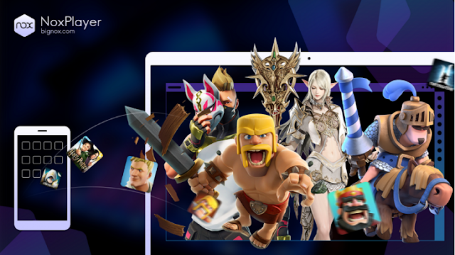 NoxPlayer محاكي مثالي لتجربة ألعاب الأندرويد على جهازك الحاسوب 2019