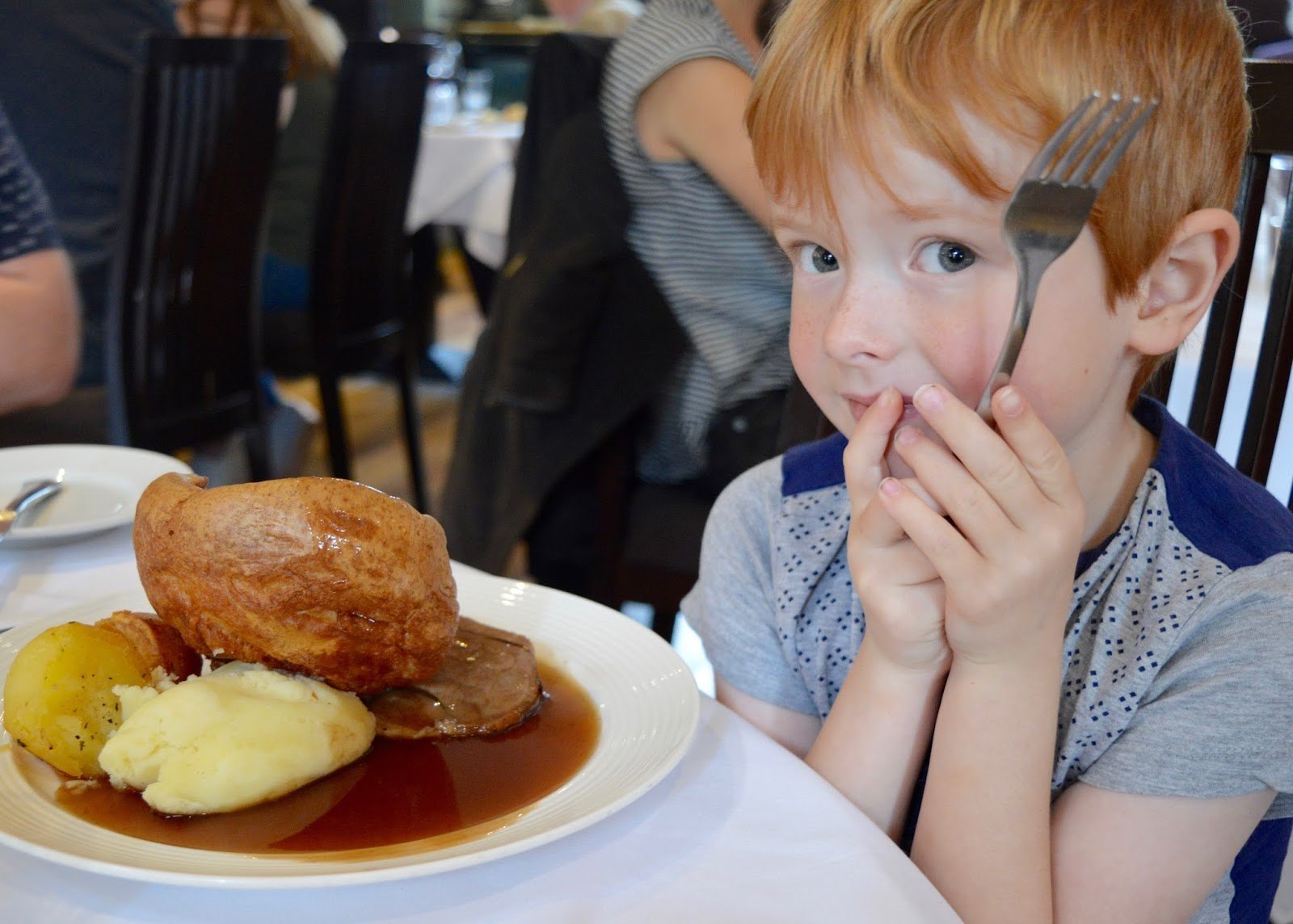 The Best Restaurants in the North East - Best Sunday Lunch - The Cherry Tree Jesmond
