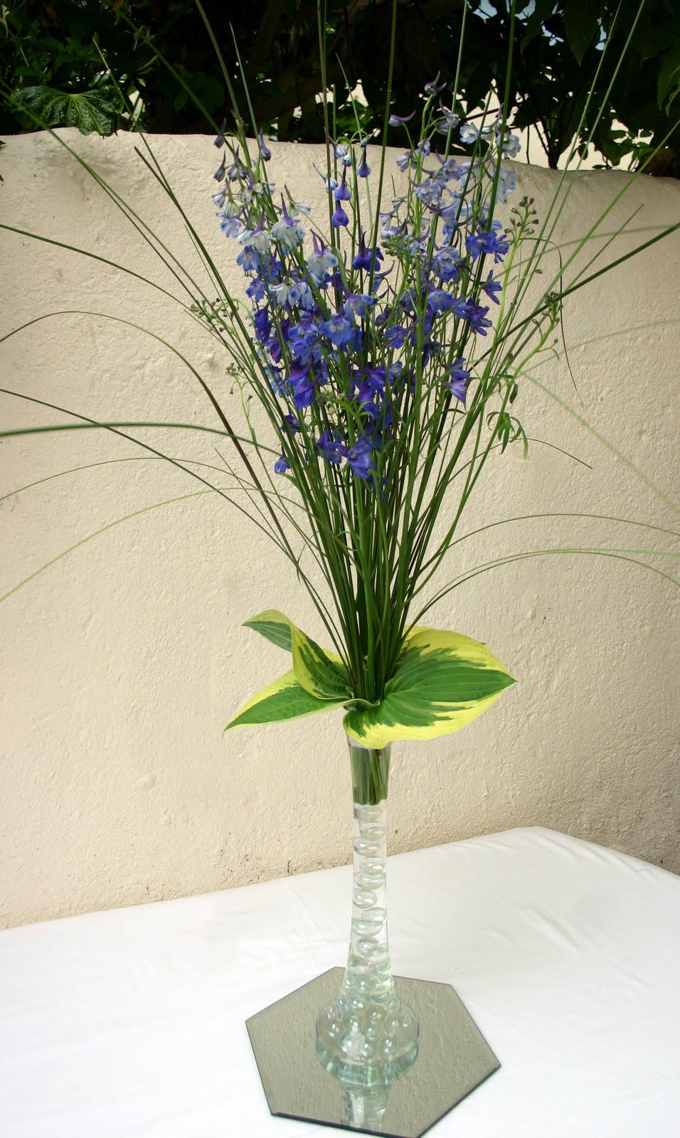 Fuchsia Flower Design Brighton Wedding Flowers for a Late Spring Wedding