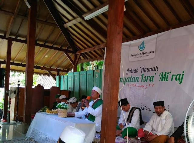 Seruan Khilafah Menggema pada Peringatan Isra' Mi'raj di Yogyakarta