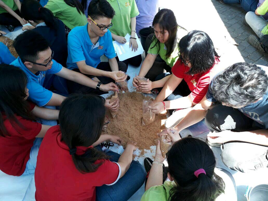 Adakan Pembelajaran Variatif Kelas XI, SMA KK Gandeng UKDW Yogyakarta