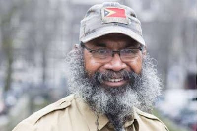 Kunjungi Belanda Filep Karma Janji Cukur Janggut bila Papua Bebas