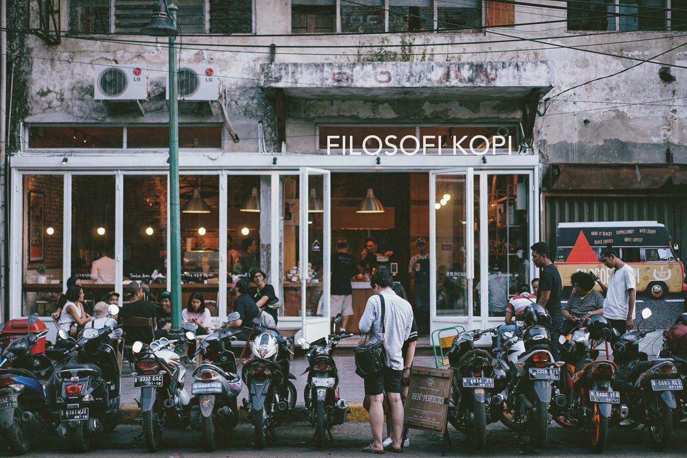 25 Cafe Dan Tempat Nongkrong Di Jakarta Selatan Timur Pusat