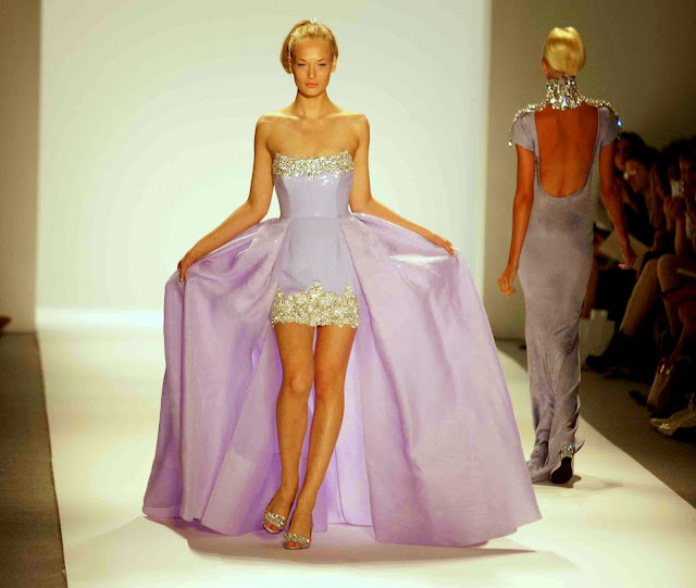 zang toi purple dress