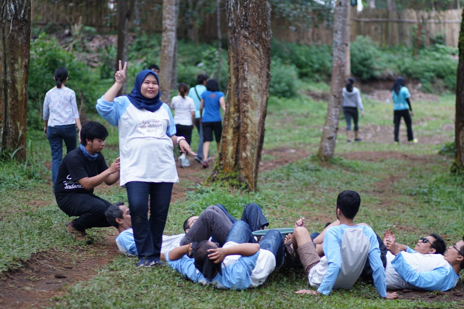 Outbound Team Bulding Lembang