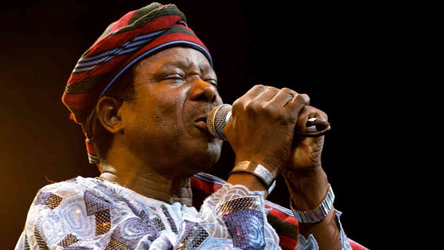 Copyright: Court to decide Sunny Ade's N2bn suit Oct 30